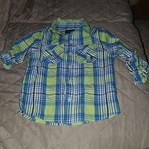 Boys English Laundry shirt